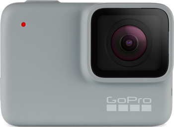 Actual size image of  Gopro HERO7 White .