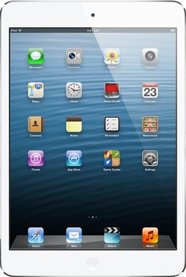 Actual size of iPad Mini