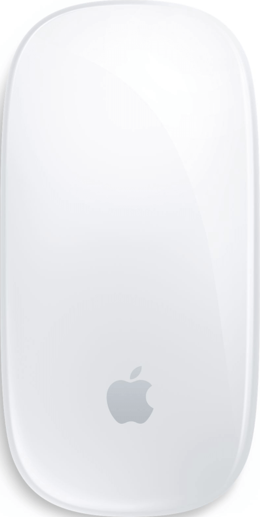 Actual size image of  Magic Mouse 2 .