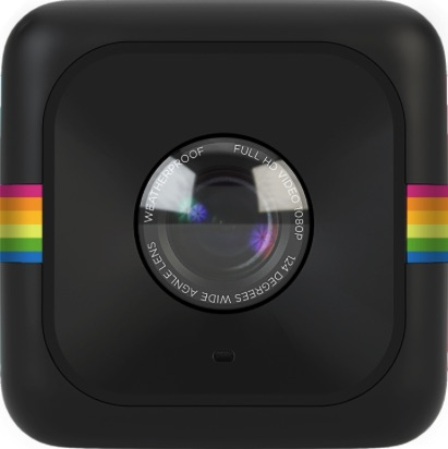 Actual size image of  Polaroid cube .